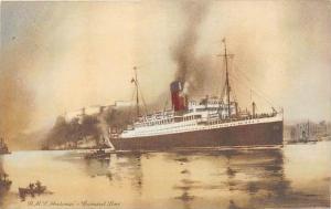 5278, R.M.S. Antonia, Cunard Line