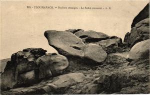 CPA PLOUMANAC'H - Rochers étranges - Le Sabot renversé (381928)
