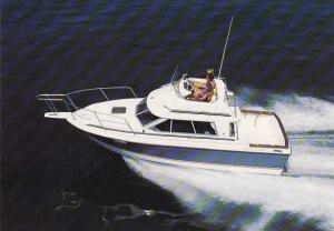Boats Bayliner 2560 Trophy Convertible