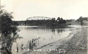 RPPC of Mississippi River & Bridge Elk river Minnesota MN