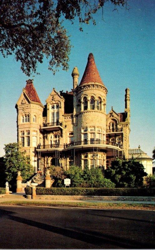 Texas Galveston Bishop's Palace