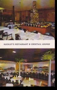 Florida Clearwater Beach Buckleys Restaurant & Cocktail Lounge