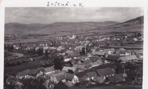 RP, Bird's Eye View, Štítná nad Vláří-Popov, Czech Republic, 1920-1940s