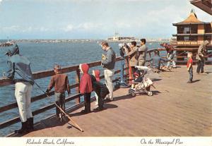 Municipal Pier - Redondo Beach, California