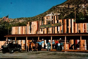 Arizona Tortilla Flat Population 6 Superstition Saloon & Mercantile