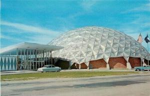 VA, Virginia Beach, Virginia, Aluminum Dome Convention Center, 50's cars, Dexter