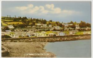Devon; General View, Shaldon PPC By Frith, Uposted, Note Caravans, c 1950's
