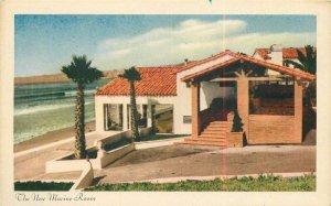Hester Smith La Jolla California San Diego 1920s New Marine Room Postcard 21-660