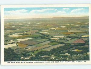 W-Border CUMBERLAND VALLEY Penmar - Near Waynesboro & Gettysburg PA F9004