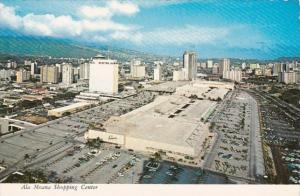 Hawaii Honolulu Ala Moana Shopping Center