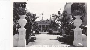 RP:  COLON , Panama , 30-40s; Municipal Park