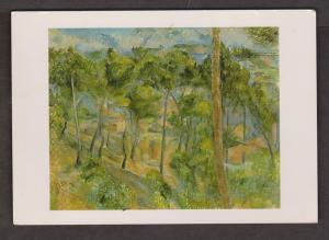 Landscape At L'Estaque By Paul Cezanne - Unused