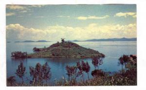 emeraude du Lac KIVU , Rwanda , 40-60s