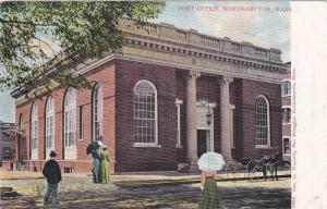Exterior, Post Office, Northampton,  Massachusetts,   00-10s