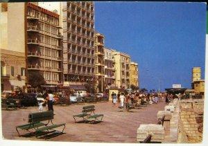 Malta Sliema's Mile Long Promenade - posted 1991