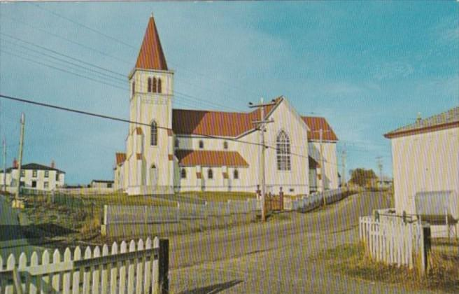 Canada St Matthew's Anglican Church Bay Roberts Newfoundland