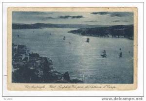 Constantinople, Ottamon Empire, Haut Bosphore1900s