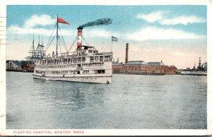 Massachusetts Boston Floating Hospital 1916
