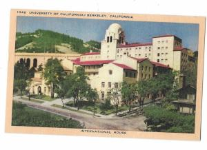 International House University of California Berkeley California