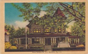 Moose Building No. 213, Norristown, Pennsylvania, 1930-1940s