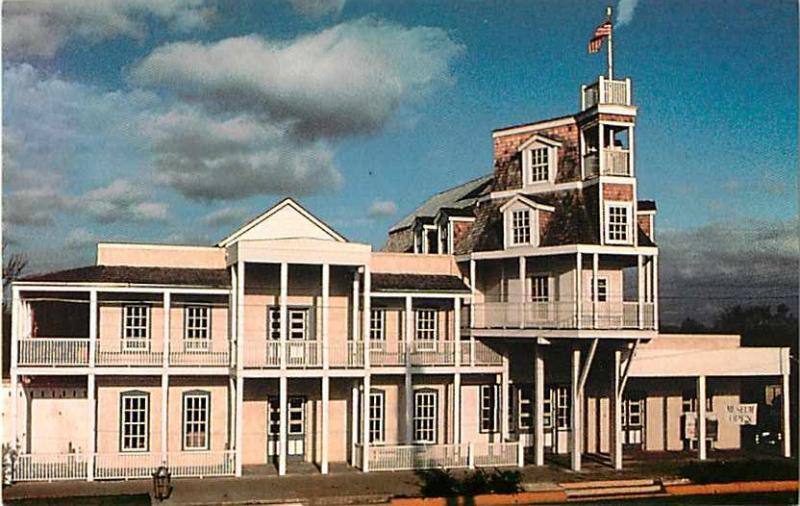 Nimitz Steamboat Hotel Fredericksburg Texas Tx Chrome