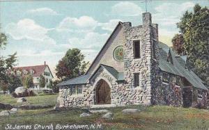 New Hampshire Burkehaven Saint James Church