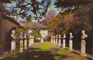 New York Long Island Southampton Parrish Art Museum Statuary