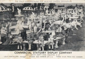 COLOGNE , New Jersey , 1930s ; Commercial Statuary Display Company