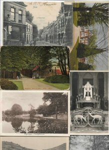 Netherlands Zeist Alkmaar Apeldoorn Kampen And More Postcard Lot of 40 01.04