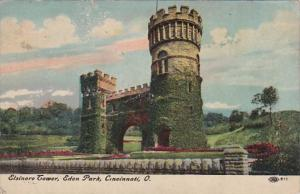 Ohio Cincinnati Elsinore Tower In Eden Park