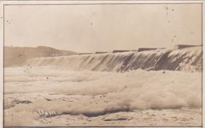 RP; DODSON, Montana, 1920-1940s; Irrigation Dam