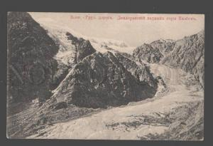 089438 CAUCASUS Military Georgian road Devdorakskiy glacier PC