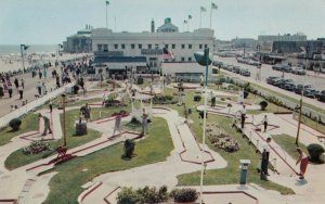 ASBURY PARK , New Jersey , 1950-60s ; Miniature Golf Course