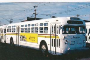 Washington Seattle Metro Bus #206