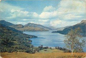 Postcard Uk Scotland Loch Lomond