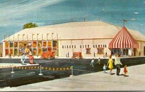 Indiana Peru Circus City Civic Center