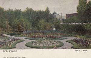 REGINA , Saskatchewan , Canada , 00-10s ; C.P.R. Gardens