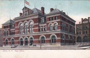 New York Utica Post Office