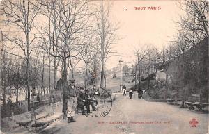 Paris France Square du Pere Lachaise Paris Square du Pere Lachaise