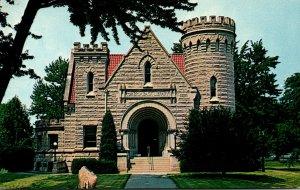 Ohio Van Wert The Brumback Library
