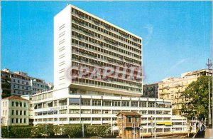 Old Postcard Alger The building Mauritania