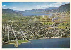 Air-View, Penticton, B.C., Canada, 50-70s