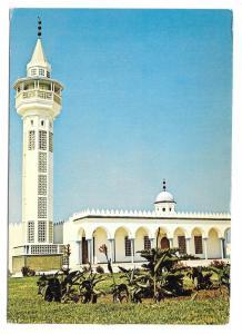 Tunisia Mosque Sidi Daoud Arab Islam H Ismail Postcard 4X6