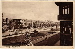 CPA GRONINGEN Korreweg NETHERLANDS (604257)