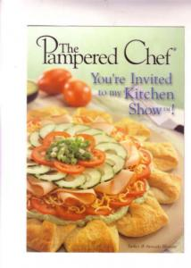 Pampered Chef, Kitchen Show, Turkey and Avocado Blossom