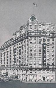 The Hotel Raleigh, Pennslyvania Avenue, Washington DC 1910-20s
