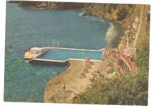 The Swimming Pool, Hotel Savoy, Funchal, Madeira, Portugal, 1950-1970s
