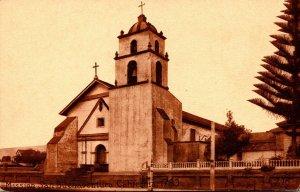 California Mission San Buenaventura Founded 1783