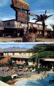 Riviera Motor Lodge - Tucson, Arizona AZ