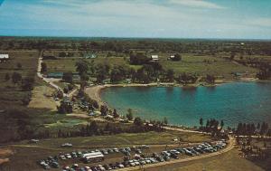 Cove Beach Park, Cherry Valley, Ontario, Canada, 40-60s